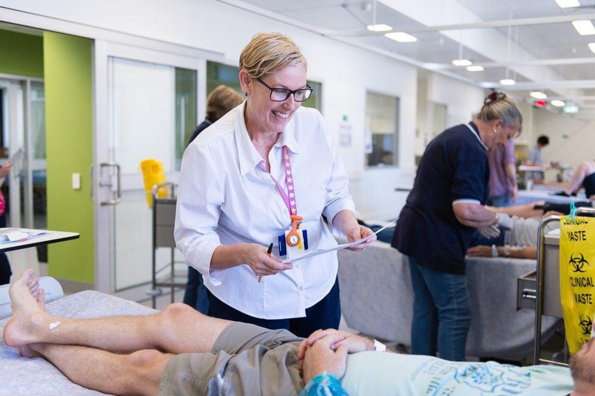 Brisbane Clinical Trials Nucleus Network